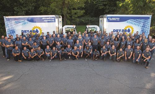 The Dry Pro experts are ready to serve you and your home!
