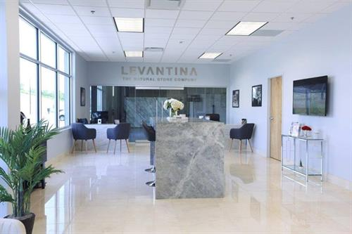 Levantina Charlotte showroom