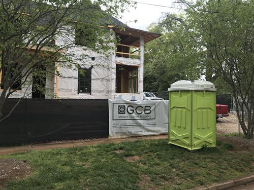 Before: Grande Builders   Eastover Neighborhood