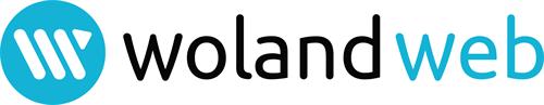 Woland Web horizontal logo