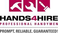 Hands4hire Professional Handymen, Inc.