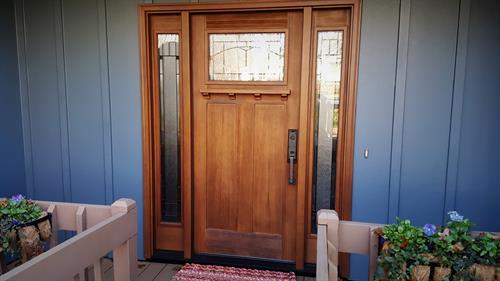 SoftLite Entry Door