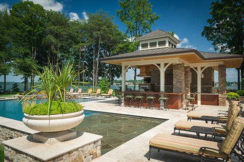 Outdoor Kitchen / Cabana