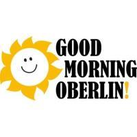 GOOD MORNING OBERLIN - MAY