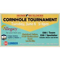 HBAWS  Cornhole Tournament