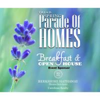 Spring Parade of Homes Breakfast & Open House Tour
