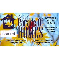 Fall Parade of Homes