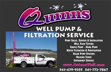 Quinn's Pump Service & Supply LLC