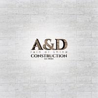 A & D Rain or Shine Construction, LLC