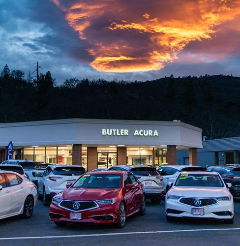 Butler Acura in Ashland, OR