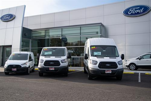 New and Used Transit Vans at Butler Ford in Ashland