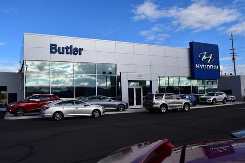 Butler Hyundai in Medford Oregon