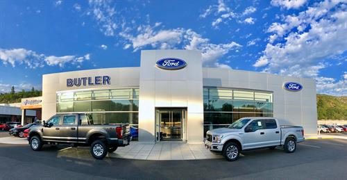 Butler Ford in Ashland Oregon