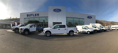 Fleet Vehicle Sales and Service at Butler Ford in Ashland