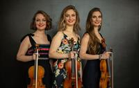 Wolf Trap: The Quebe Sisters