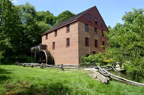 Historic Colvin Run Mill