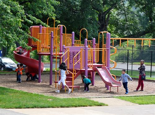 Jefferson District Park Playground