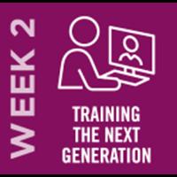 Webinar: Training the Next Generation