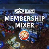 Dave & Buster's Membership Mixer