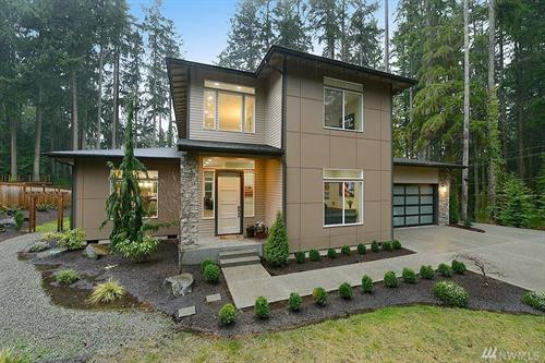 Contemporary Custom Home