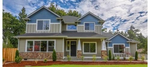 Large Craftsman Custom Living