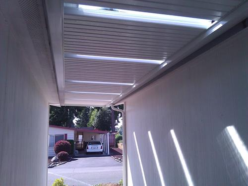 Breezeway Patio Covers