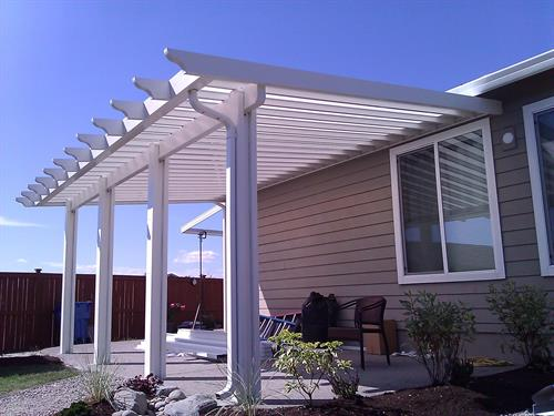 Patio Cover Systems ( Polycarbonate Lexan )