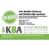 New Member Showcase and Membership Luncheon