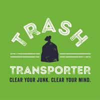 Trash Transporter - Poulsbo