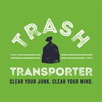 Trash Transporter - Poulsbo