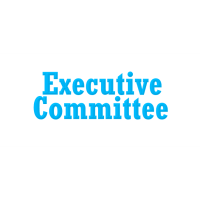 RESCHEDULED-Executive Committee Meeting- RESCHEDULED TO MARCH 31