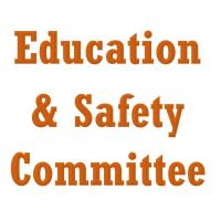 Education & Safety Committee Meeting - CANCELLED