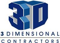 3 Dimensional Contractors, Inc.