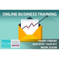 WOW Women Training:  Small Business Finances