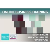 WOW Women Training:  Design Basics - Line and Color Concepts