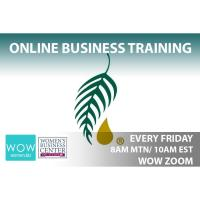 WOW Women Training: Women & Wellness