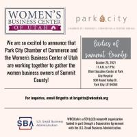 Lunch & Learn with the Ladies of Summit County (IN Park CIty)