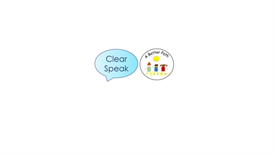 Clear Speak Accent Professionals dba A Better Path