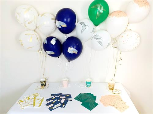DIY custom balloon