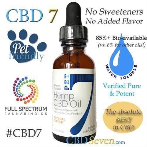 Best Pet CBD