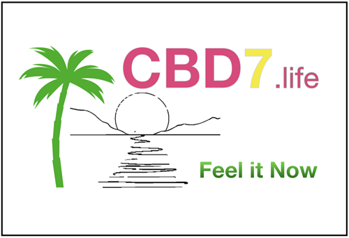 CBD7 is natural, healing, and healthy, just like the ocean