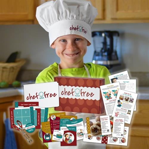 The INCLUSIVE Cooking Club for kids!