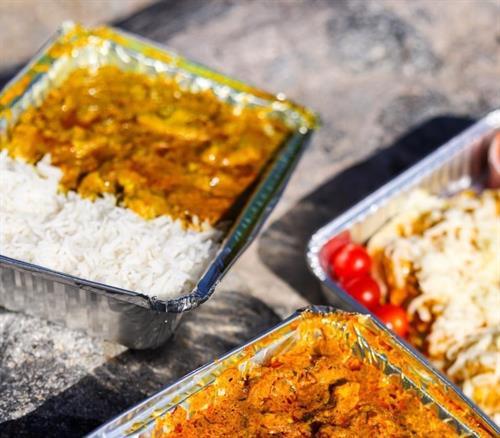 Chicken Tikka Masala Family Meal