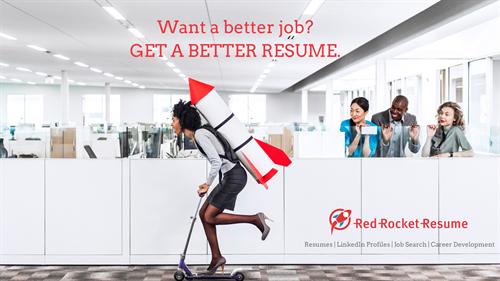 Want a better job? GET A BETTER RESUME.