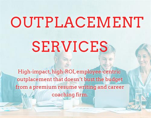 Professional outplacement services for employers