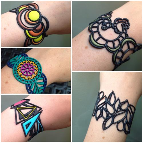 the-rave'n-image-batucada-adjustable-fair-trade-bracelets-moab-utah-the-raven-image