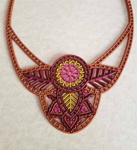 the-rave'n-image-batucada-necklace-bohemian-fair-trade-moab-utah-the-raven-image