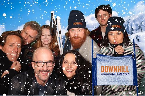 Starring Will Ferrell, Julia Louis-Dreyfus, Zach Woods, Zoe Chao, and Kristofer Hivju