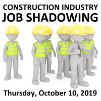 Construction Job Shadow Day