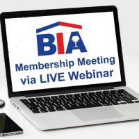 BIA Membership Meeting